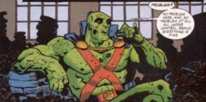 Martian Manhunter, DC Comics