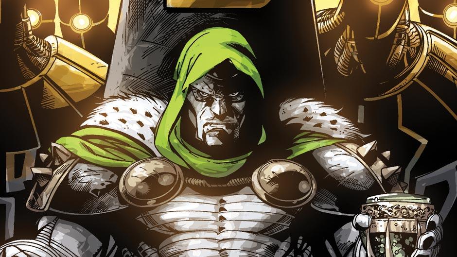 Dr Doom, Marvel.com, Scot Eaton, Doomwar