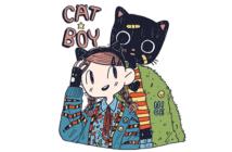 Catboy, Benji Nate, Silver Sprocket, 2017