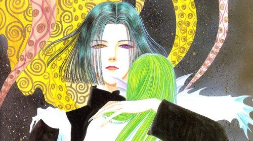Count D from Pet Shop of Horrors. Story & art by Matsuri Akino. Asahi Sonorama.