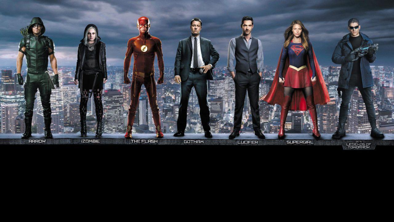 DC Conquers TV at #SDCC2017