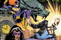 Batgirl and the Birds of Prey (DC Comics) http://www.dccomics.com/comics/batgirl-and-the-birds-of-prey-2016