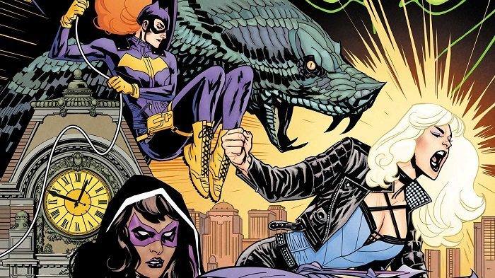 Julie and Shawna Benson on Batgirl and the Birds of Prey