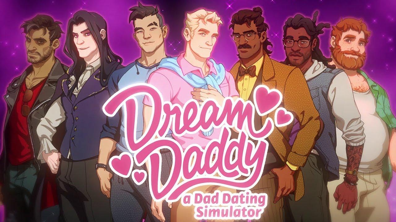 Dream Daddies: Big Two Edition