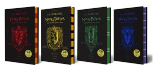 House Editions Harry Potter, Bloomsbury, 2017