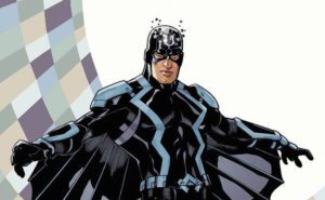 Black Bolt, Terry Dodson, Marvel Comics' Inhumans,