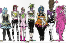 Jem & the Holograms line-up, Campbell