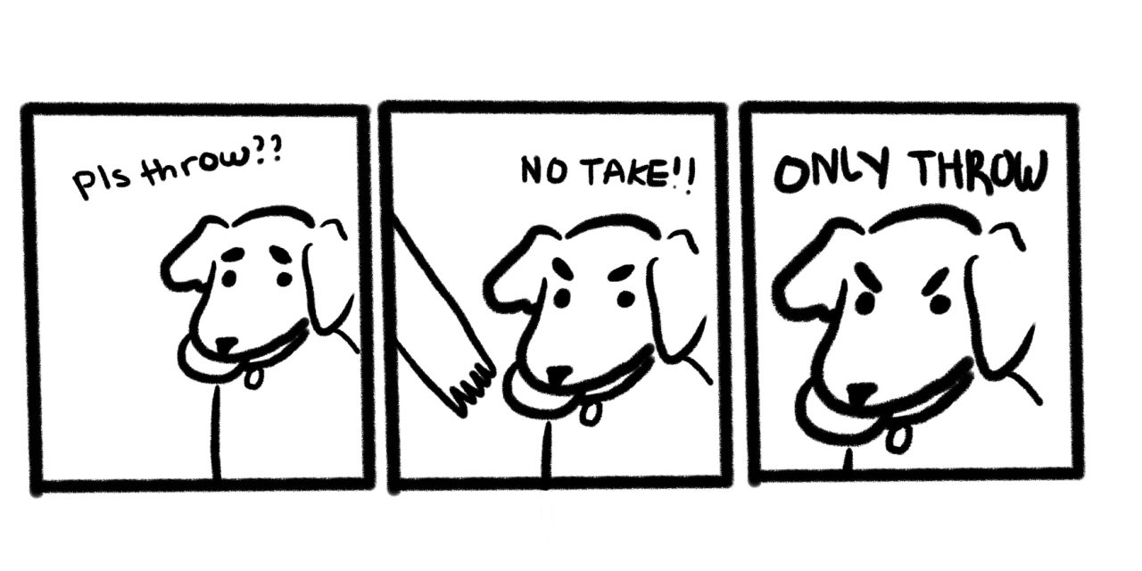 No Take, Only Throw: Irony and Webcomics' Political Relevance