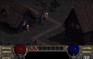 Diablo, Blizzard, 1996