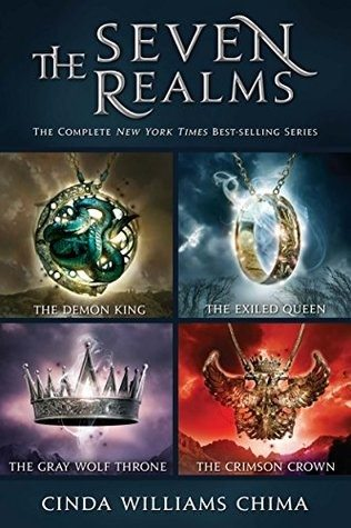 Cover: The Seven Realms: The Complete Series (Disney Hyperion, 2013)
