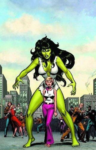 Cover: Essential Savage She-Hulk, Volume 1 (Marvel, 2006)