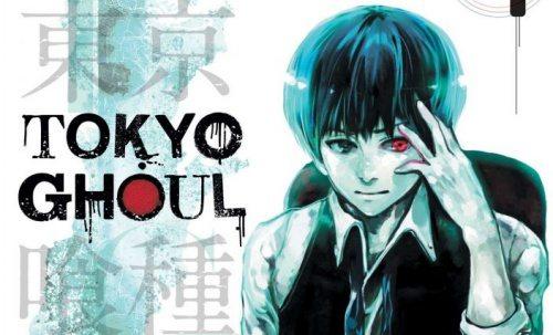 Ken Kaneki from Tokyo Ghoul. Story & art by Sui Ishida. VIZ Media/Shueisha.