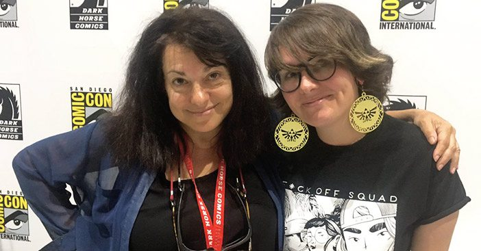 Women Making Comics: Sitting Down With Ann Nocenti At SDCC