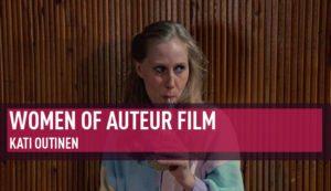 women of auteur film: kati outinen