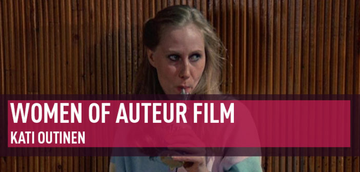 women of auteur film: kati outinen