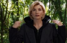 Jodie Whittaker as BBC's Doctor Who