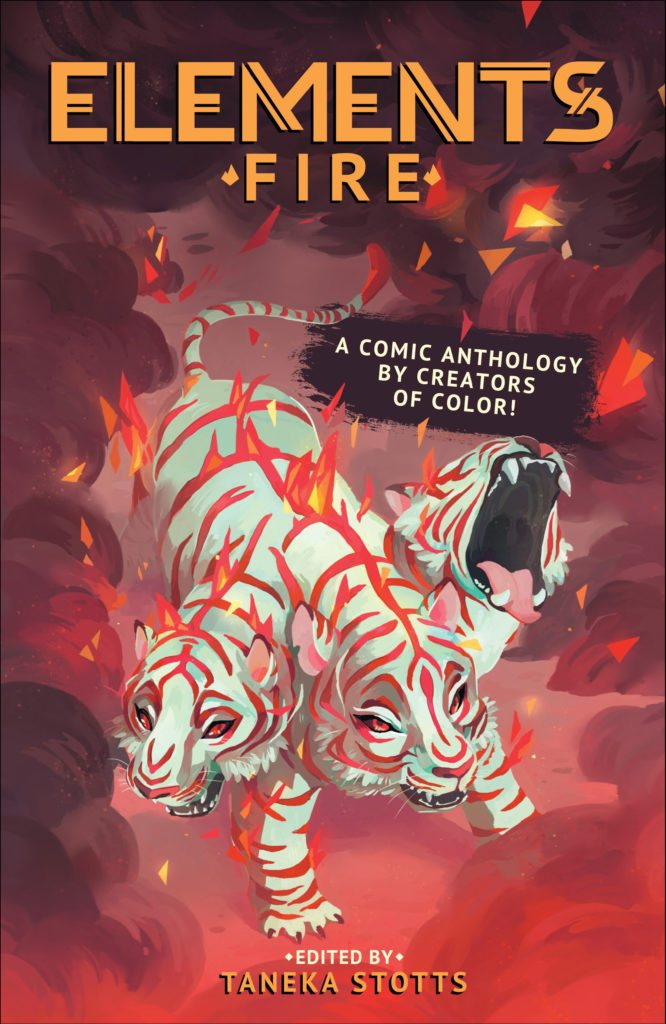 Elements: Fire Anthology