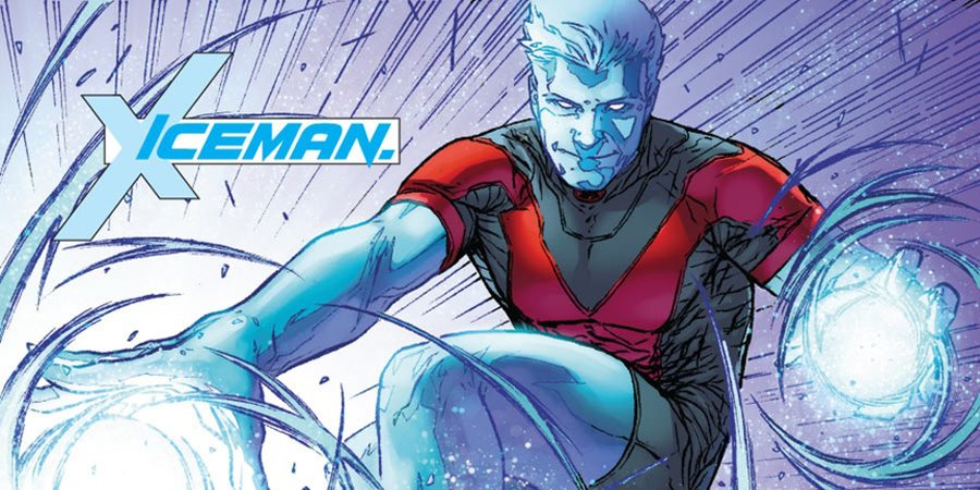 Two Takes On Iceman #1-3