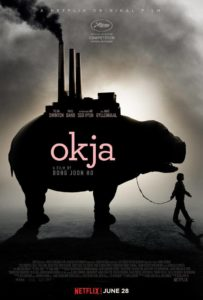 Okja, Netflix, 2017