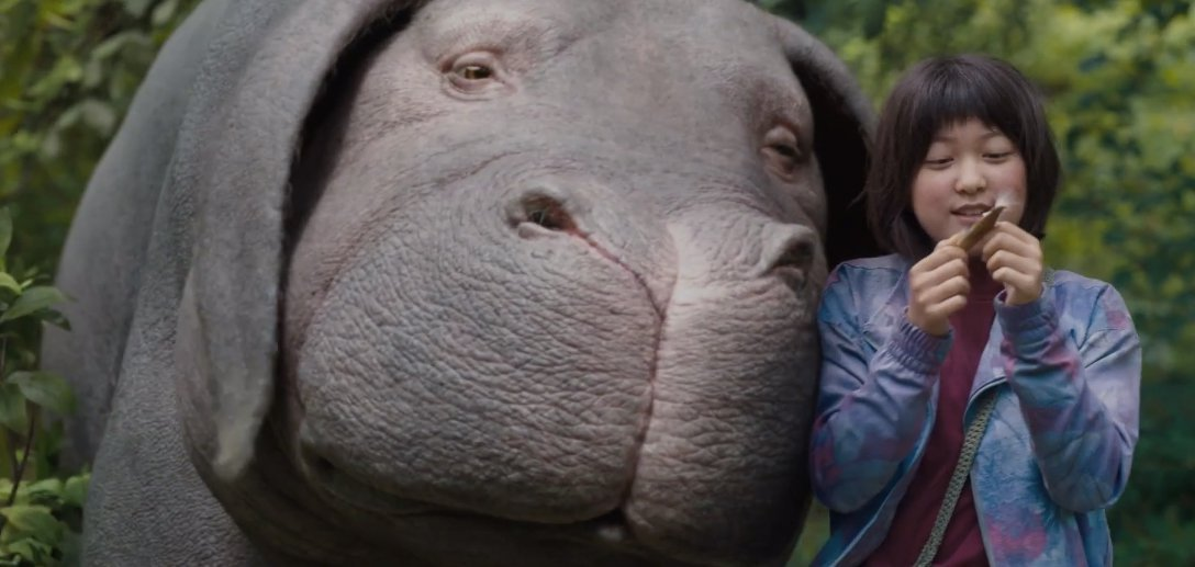 Beastly BFFs: Okja's Uneven Parable of Friendship
