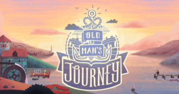 Old Man's Journey. Broken Rules. 2017.