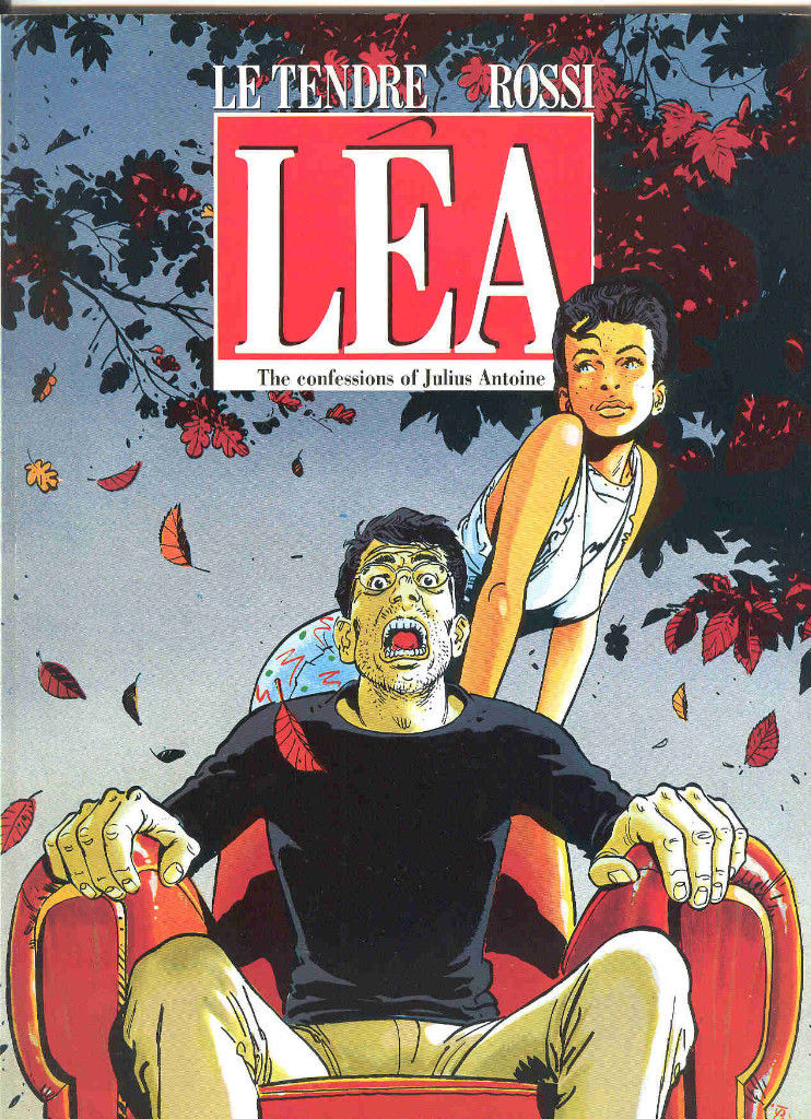 Lea & Julius Antoine: A 1980s French Comic About Ephebophilia