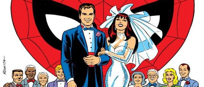 The Wedding Issue: Mary Jane Watson and Peter Parker