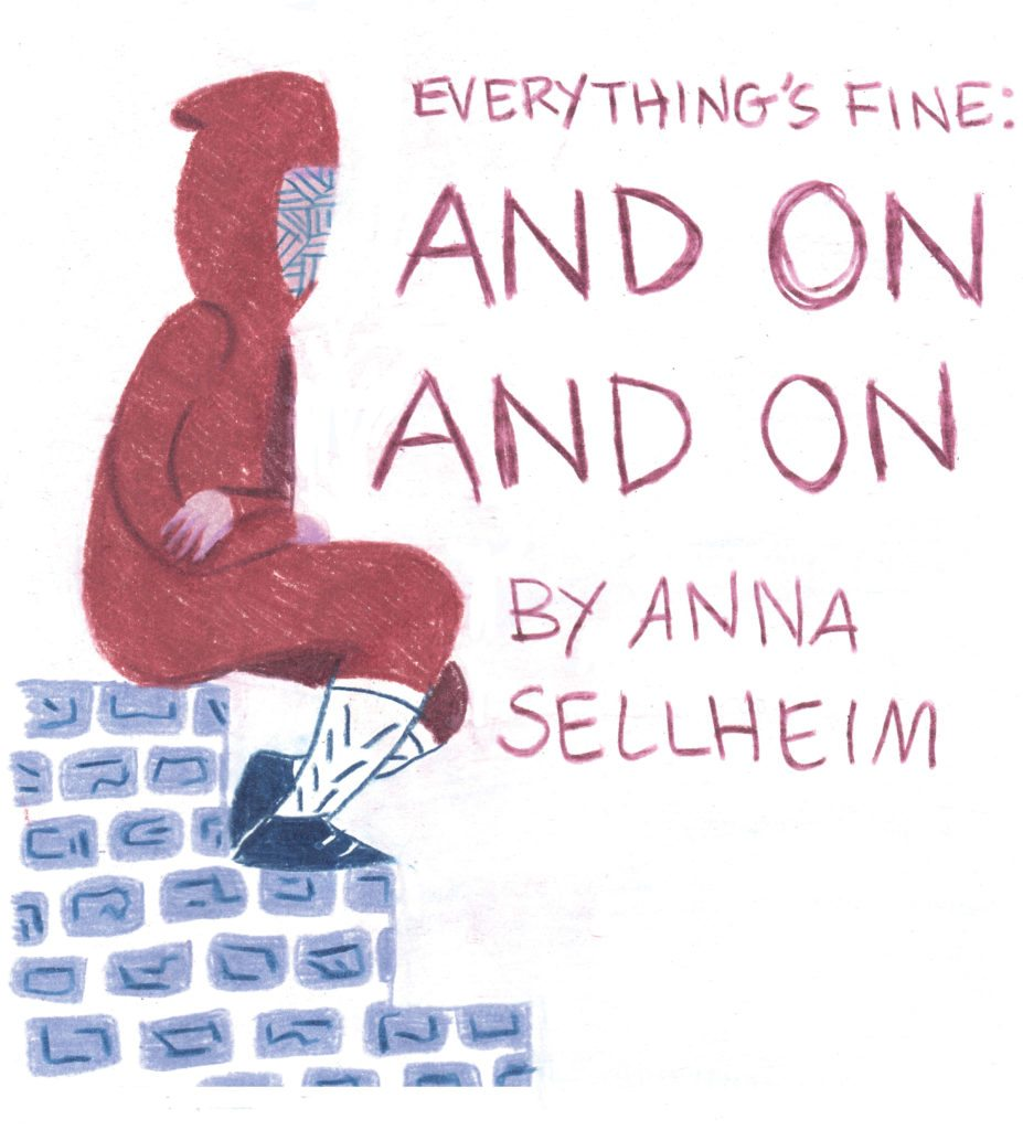 And On and On Cover courtesy Anna Selheim