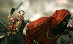 Barry Burton from Resident Evil 5 (The Mercenaries DLC), Capcom, 2009