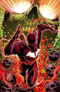 Jason Fabok, Brad Anderson,, DC Comics, 2017, Batman: The Red Death #1