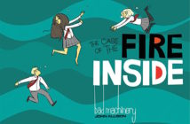 John Allison's Bad Machinery, Oni Press, The Case of the Fire Inside