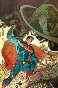 Action Comics 985 - DC Comics - 2017 - Guillem March