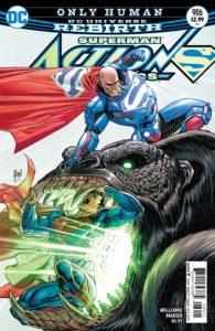 Action Comics 986 - DC Comics - Guillem March and Tomau Morey