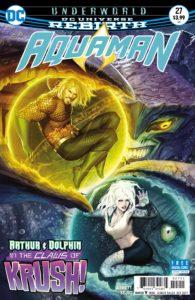 Aquaman 27 - DC Comics - Stjepan Sejic