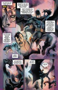 All-Star Batman #13: written by Scott Snyder, art by Sebastian Fiumara and Rafael Albuquerque