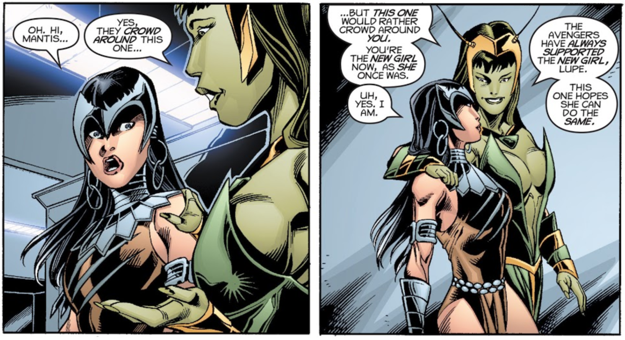 We Need to Talk About Mantis' Abuse in Guardians of the