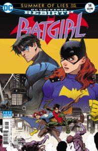 Batgirl 14 - DC Comics - Dan Mora