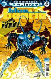 Blue Beetle 12 - DC Comics - Scott Kolins