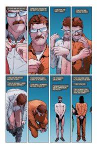 Batman #28: written by Tom King, art by Mikel Janin