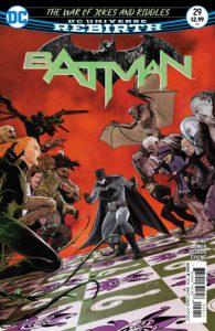 Batman #29 - DC Comics - Mikel Janín