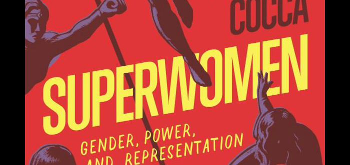 Superwomen, The Eisners, & Leia Organa's PhD: A Conversation with Carolyn Cocca
