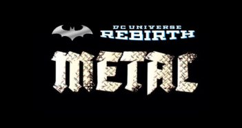 Dark Nights Metal Banner - DC Comics