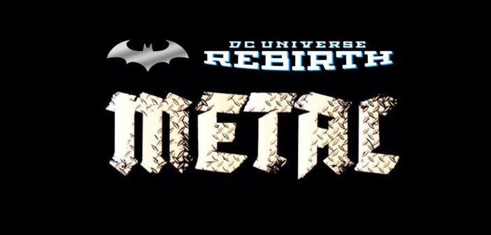 Dark Nights Metal Banner - DC Comics