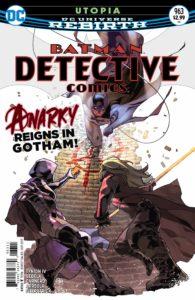 Detective Comics 963 - DC Comics - Yasmin Putri