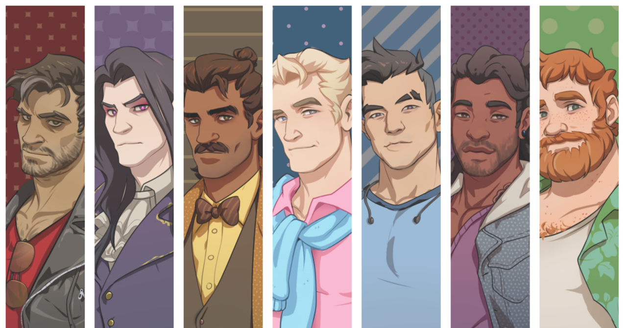 On Dream Daddy, Authenticity, and Games by Queer Creators