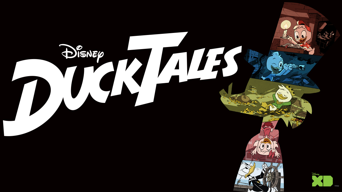 DuckTales Is Back! Woo-Oo!