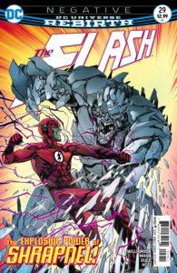 The Flash 29 - DC Comics - Neil Googe and Ivan Plascencia