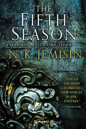 """The Fifth Season,"" N.K. Jeminsin. Orbit Books, 2015."