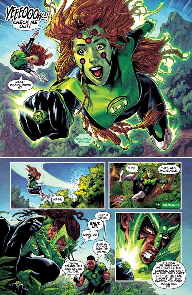 Written by Sam Humphries, pencils by Eduardo Pansica, inks by Julio Ferreira, colors by Alex Sollazzo, letters by Tom Napolitano