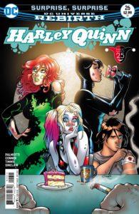 Harley Quinn 26 - DC Comics - Amanda Conner and Alex Sinclair